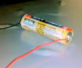 Soldering Directly Onto a Battery