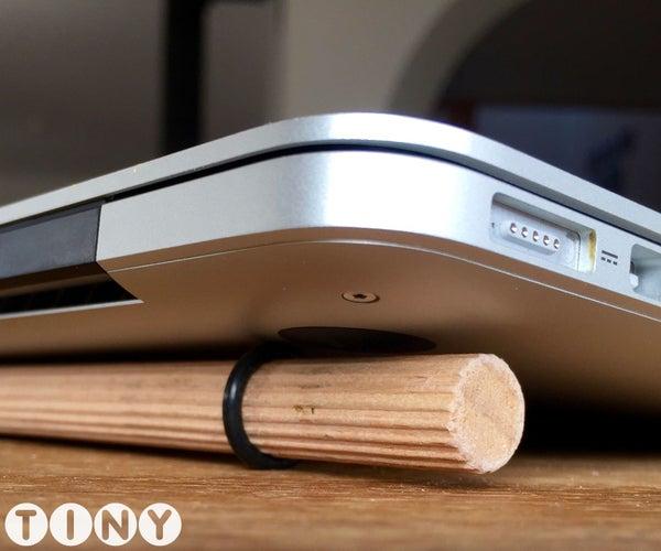 DIY Notebook Stand/Cooler