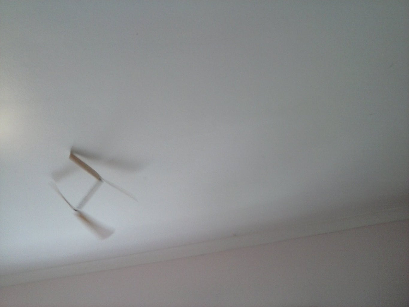 Fun Elastic Band Helicopter