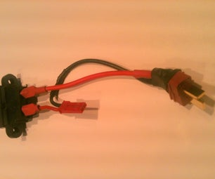 A Safety Fused Harness to Protect Your Expensive Multi-Copter Electronics.