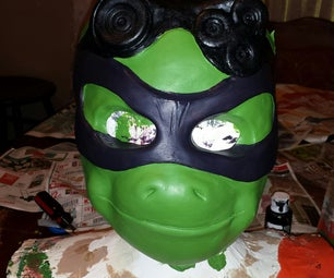 TMNT Teenage Mutant Ninja Turtle Costumes and Masks