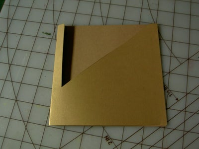 Making the Cover Pocket