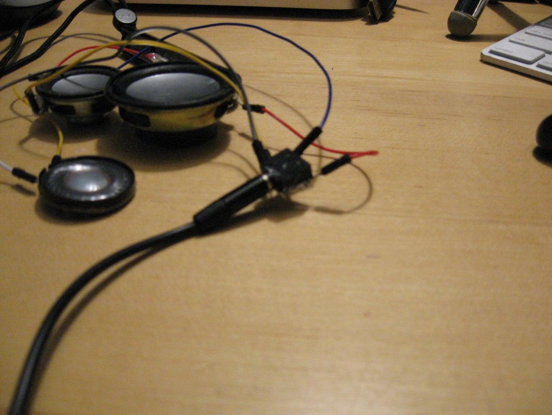 Superior Audio Speaker/Headphones