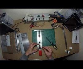 Aluminium Joystick Mount. Mini Monstertech