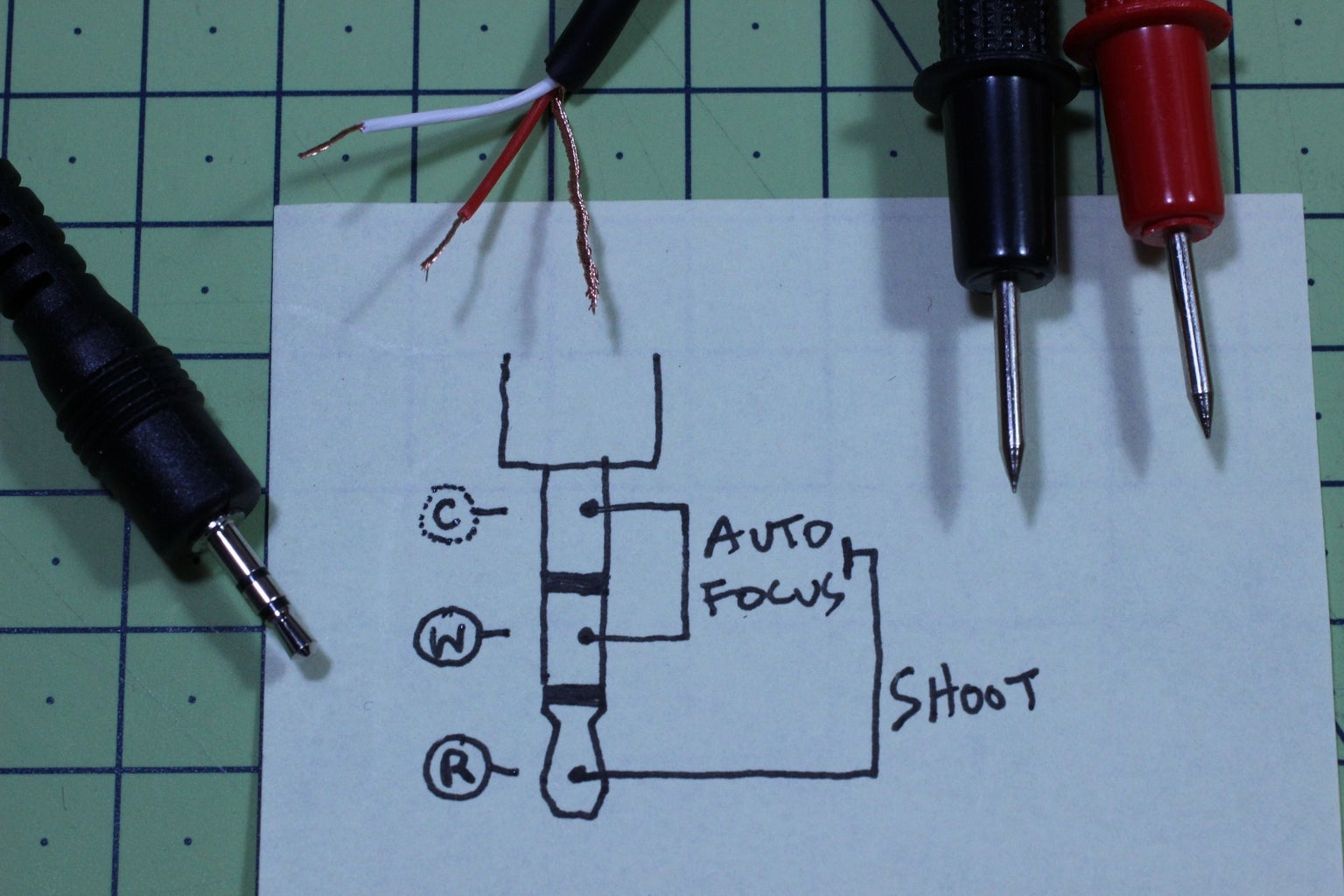 Wiring Up Your Remote Circuit
