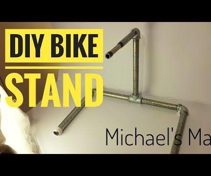 Minimalist Bike Stand (BB)
