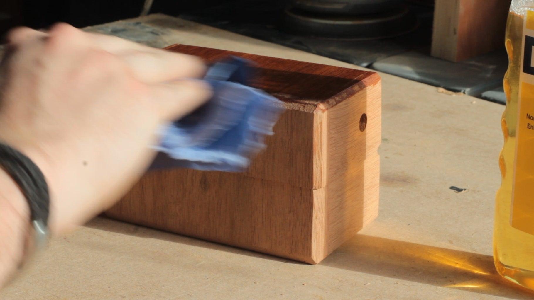 Finishing the Box