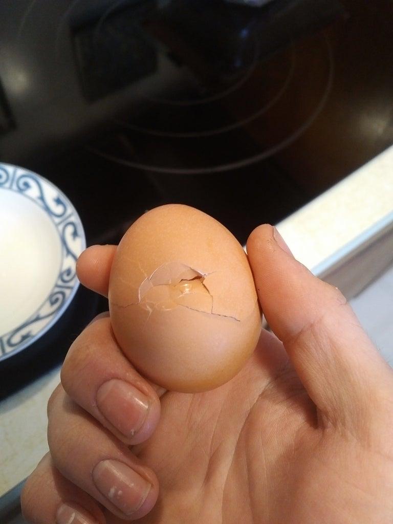Prepare the Egg