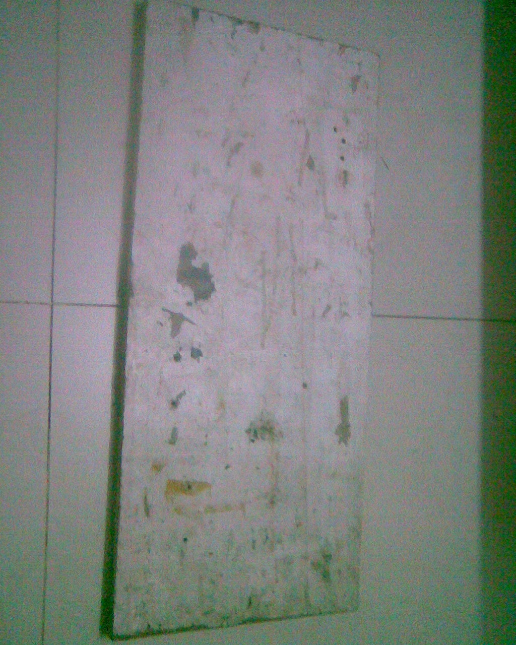 FIXING OF METAL CHANNEL(SUPPORT) TO PLYWOOD.