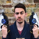 Overwatch's 3D Printed Tracer Gun with Electronics