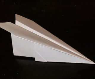 The Harrier Paper Airplane