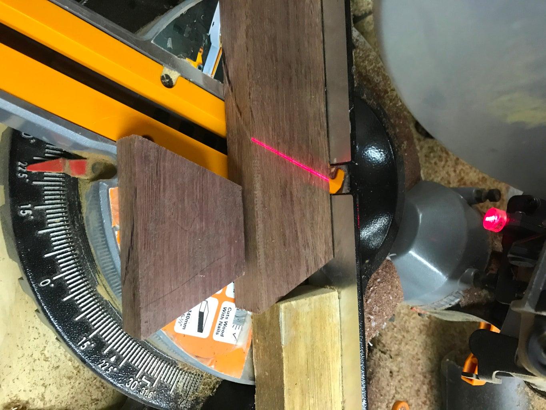 Marking Up & Cutting Segments