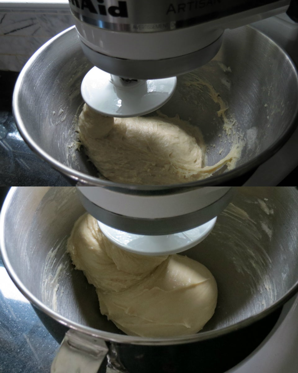 The Dough in Donut
