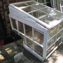 Greenhouse DIY From Old Windows