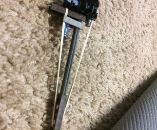 The Smallest K'nex Gun Ever on Earth