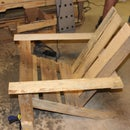 Comfy Pallet Adirondack Chair