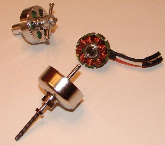 How to Wrap or Upgrade a Brushless Outrunner Motor