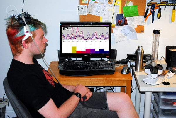 How to Hack EEG Toys With Arduino