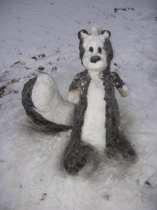 Snow Skunk: Ramone Cologne