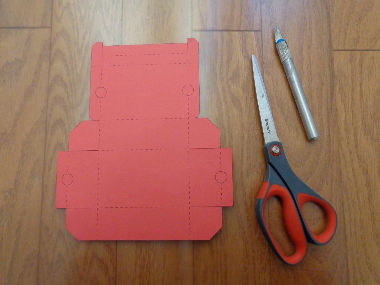 Cutting the Box