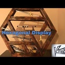 Hexagonal Display