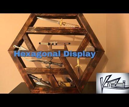 Hexagonal Display