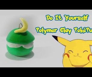 DIY: Polymer Clay - PokéPuff From Pokémon