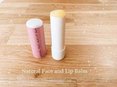 Natural Face and Lip Balm