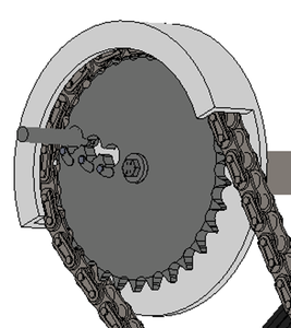 Assembly in Solidworks
