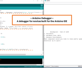 Arduino Debugger - Getting Started