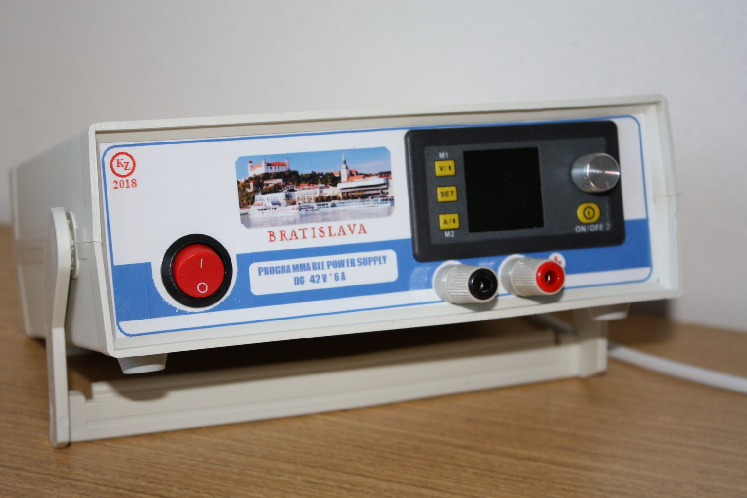 Programmable Power Supply 42V 6A