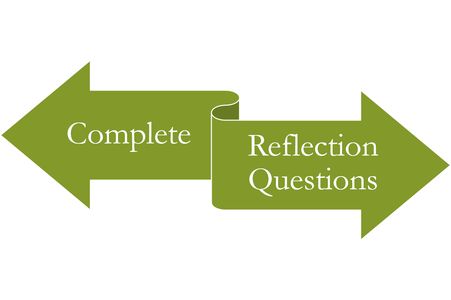 Complete Reflection Question