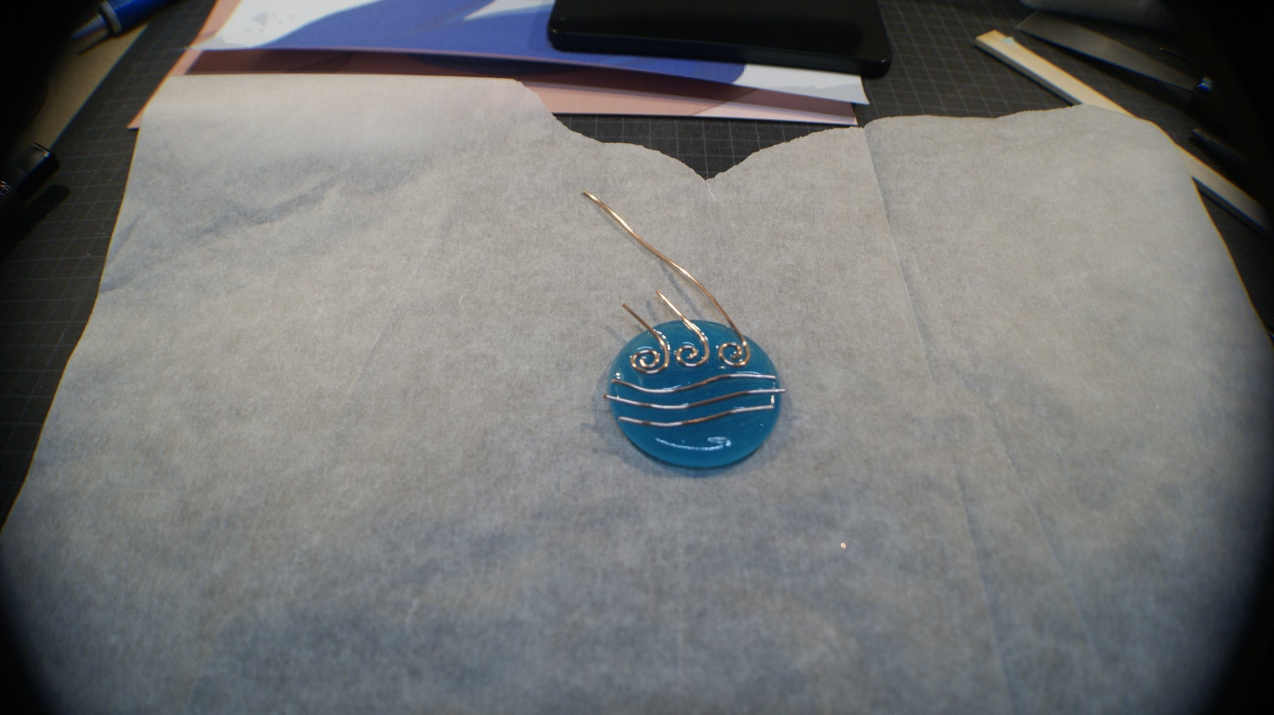 Making the Medallion