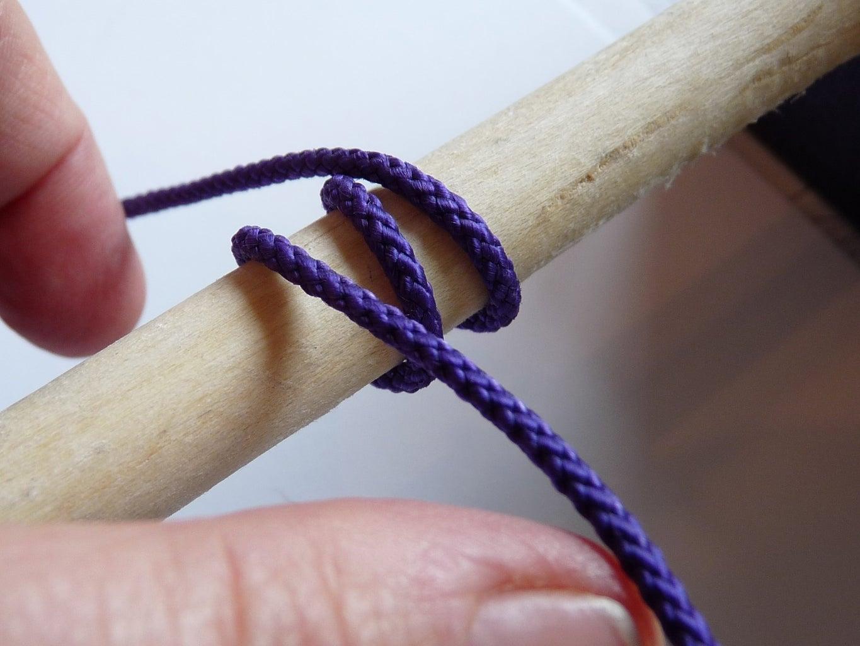 Begin Weaving