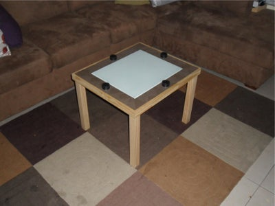 The Completed Table!