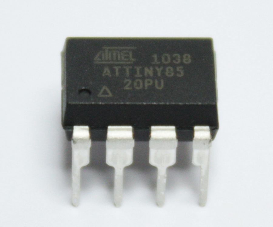 Programming the ATtiny