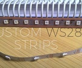 Custom Addressable RGB LED Strip | WS2812B