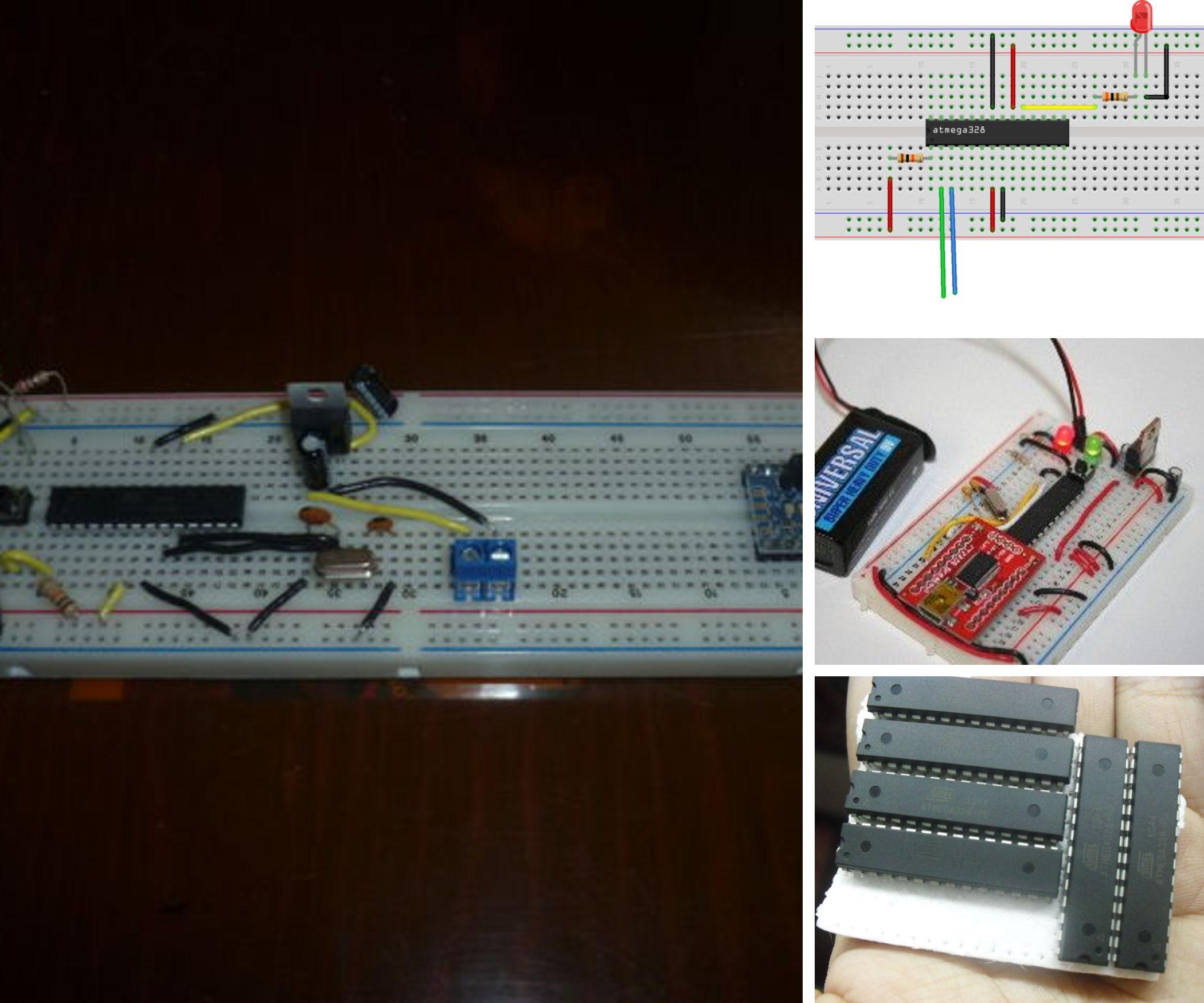 Arduino Breadboarding