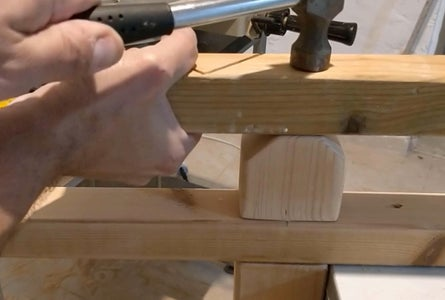 Woodworking - Top Tower Rod
