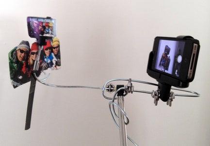 Selfie-Reflexivity Stick