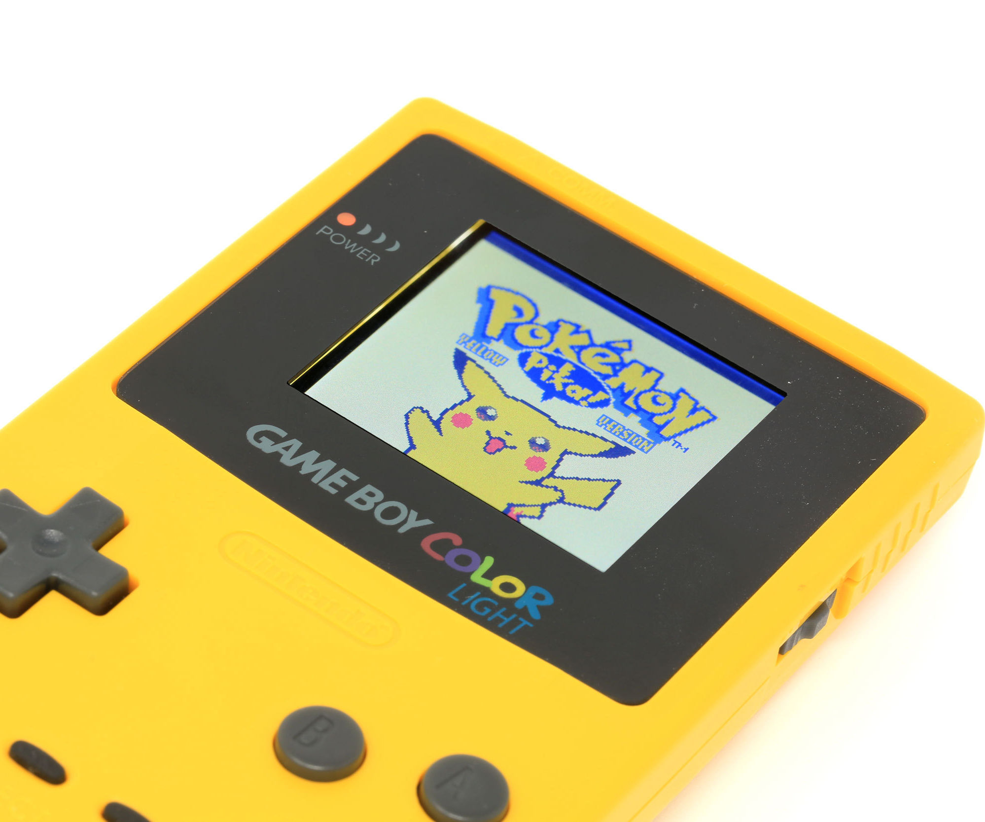Game Boy Color TFT LCD Backlight