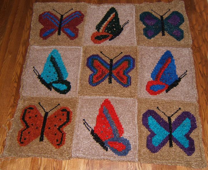 Pat's Butterflies