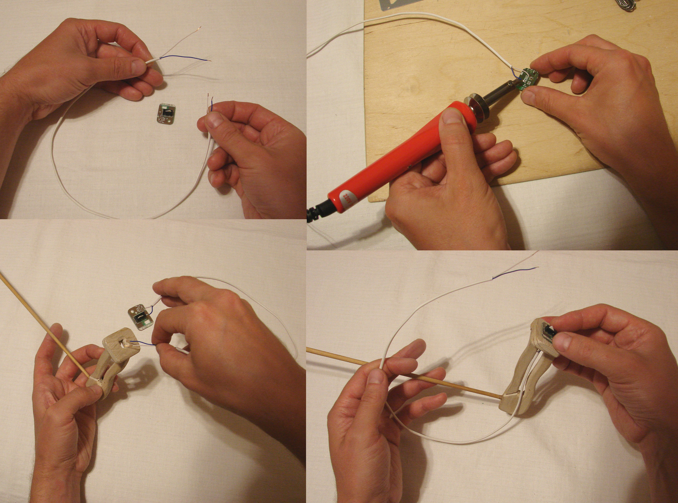 Button Mounting