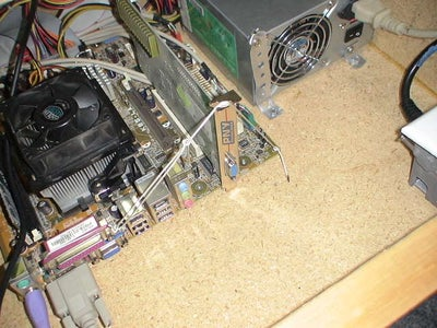 Install the PC Parts