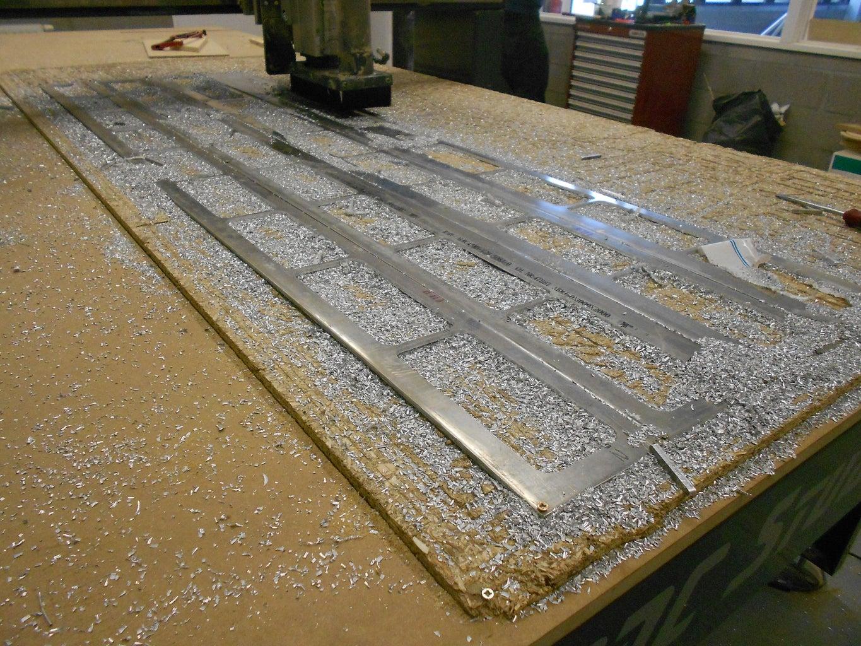 Melt Aluminum & Cast Piece