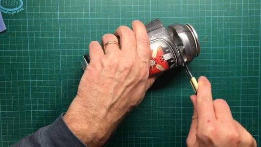 Transfer Design to Soda Can