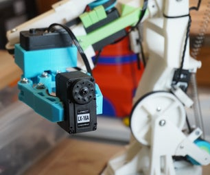 How to Configure and Use Smart Servos LewanSoul (LX-16A)