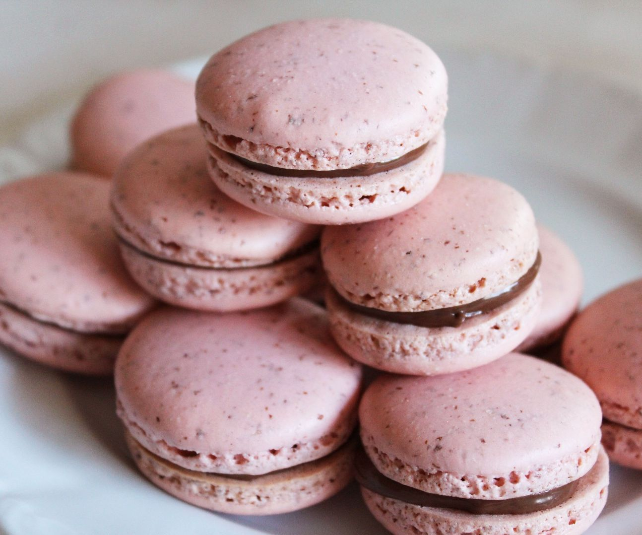 Passable (Beginner's) Macarons