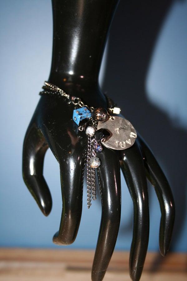 Personalized 'Bobbley' Jewelry Bracelet