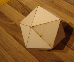 How to Lasercut Polyhedra